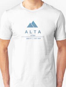 Alta Ski Resort Utah T-Shirt