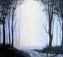 Dark Forrest by artbygeorgemb