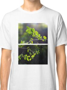 Leaves and Sun Classic T-Shirt