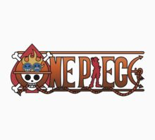Ace logo One Piece One Piece - Short Sleeve