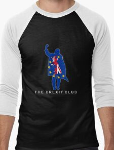 The Brexit Club Men's Baseball ¾ T-Shirt