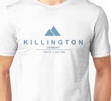 Killington Ski Resort Vermont Unisex T-Shirt