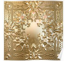 Watch the Throne Poster