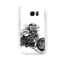 Bobber Rider Samsung Galaxy Case/Skin