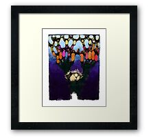 And, also Framed Print