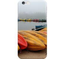 Canoe iPhone Case/Skin