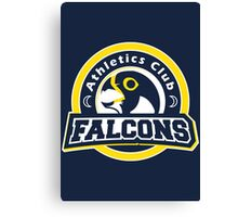 Falcons Athletics Club Canvas Print