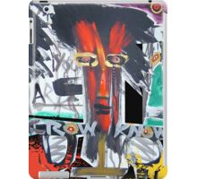 make your mark iPad Case/Skin