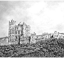 Bolsover Castle Photographic Print