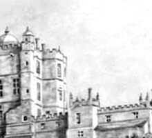 Bolsover Castle Sticker