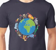 We Love Our Planet ! T-Shirt