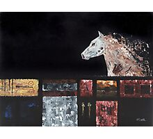 Crazy Horse Photographic Print