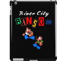 RIVER CITY RANSOM - NINTENDO iPad Case/Skin