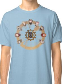 Retro Time Dillema (US Ver.) Classic T-Shirt