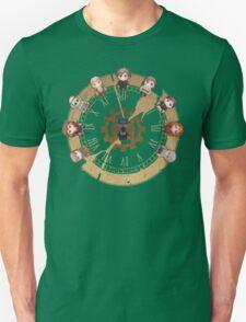 Retro Time Dillema (US Ver.) Unisex T-Shirt