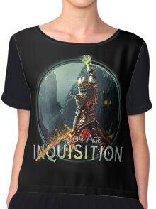 dragon age inquisition Chiffon Top