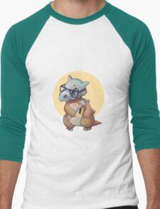 Cute Bone  Men's Baseball ¾ T-Shirt