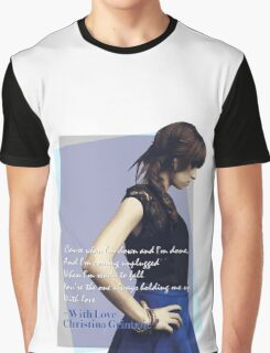#WithLove Graphic T-Shirt