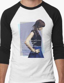 #WithLove Men's Baseball ¾ T-Shirt