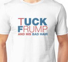 Tuck Frump And His Bad Hair Unisex T-Shirt