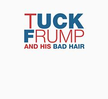 Tuck Frump And His Bad Hair Unisex T-Shirt