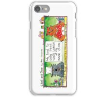 Chef & Sue Book Club iPhone Case/Skin