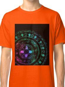 Midnight Rainbow Mandala Classic T-Shirt