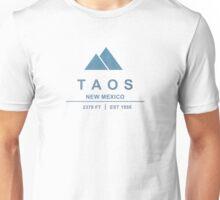 Taos Ski Resort New Mexico Unisex T-Shirt