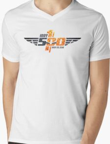 indianapolis, 500, 100th, day ,racing, event, may 29 2016, moment, carb day, legend day, motorcycle, motor, rally Mens V-Neck T-Shirt