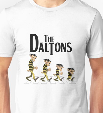 The Daltons - Abbey Road Unisex T-Shirt