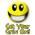 Get Your Grin On by EJTees