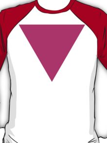 pink triangle T-Shirt
