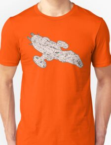 Fire Fly Class Unisex T-Shirt