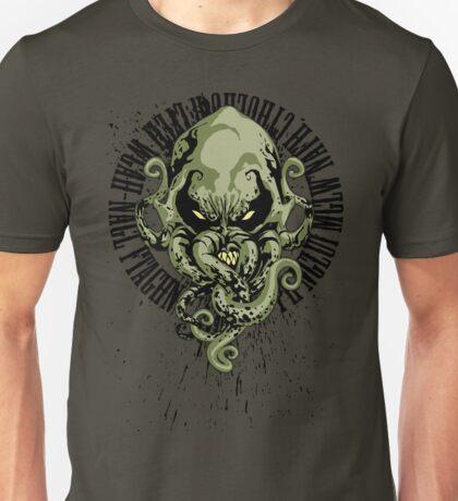 Cthulhu Ftaghn! Unisex T-Shirt