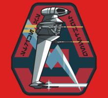 B-WING SQUADRON PATCH Baby Tee