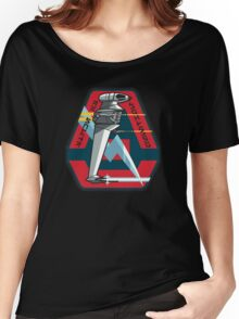 B-WING SQUADRON PATCH Women's Relaxed Fit T-Shirt