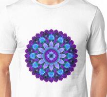 Afternoon Doodle Mandala -April 7 2015 Unisex T-Shirt
