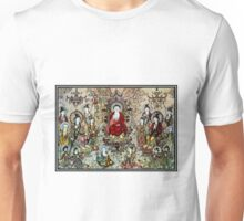 """SONG DYNASTY"" Ancient Chinese Print Unisex T-Shirt"