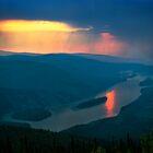 Midnight Sun & Summer Solstice by Yukondick