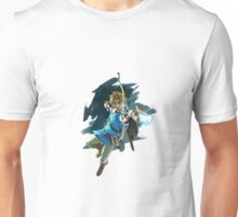 Zelda - Breath Of The Wild (Link Art) Unisex T-Shirt