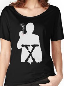 THE CANCER MAN Women's Relaxed Fit T-Shirt