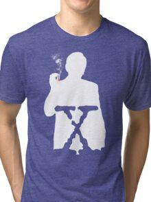 THE CANCER MAN Tri-blend T-Shirt
