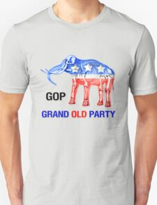 GOP - The Grand OLD Party T-Shirt