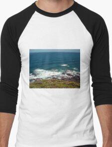Bass Strait Men's Baseball ¾ T-Shirt