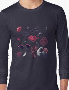 The THUG Pattern Long Sleeve T-Shirt