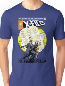 The Uncanny X-Files Unisex T-Shirt