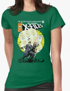 The Uncanny X-Files Womens Fitted T-Shirt