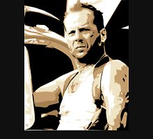 Bruce Willis Vector Illustration Unisex T-Shirt