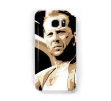 Bruce Willis Vector Illustration Samsung Galaxy Case/Skin