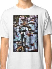 Casares, Andalusia, Spain. A famous white village Classic T-Shirt